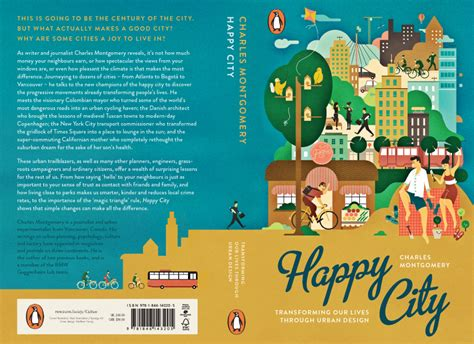 Are You Excited For The And The City by Proud To Sponsor The Happy City With Charles Montgomery
