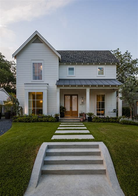 modern farm house lakewood home on aia tour this weekend lakewood east dallas