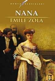 libro nana nana por emile zola
