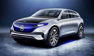 Mercedes Electric Suv Mercedes Generation Eq Suv Concept Previews Electric Suv