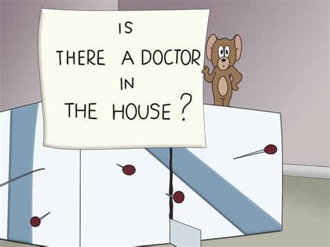 is there a is there a doctor in the house by luckyhre on deviantart