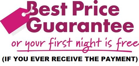 best price guarantee ihg ihg best price guarantee claim payment woes report them