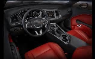2015 Dodge Challenger Interior 2015 Dodge Challenger Interior 4 1920x1200 Wallpaper