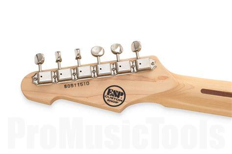 esp ron wood cs bk custom shop promusictools