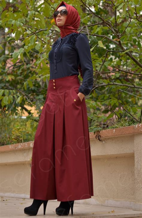 model hujab looking skirt woman hijab pants sport hijab model new