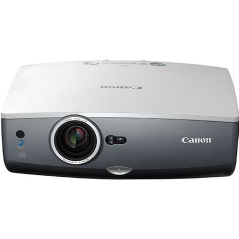 canon realis sx80 lcos multimedia projector 2677b002 b h photo