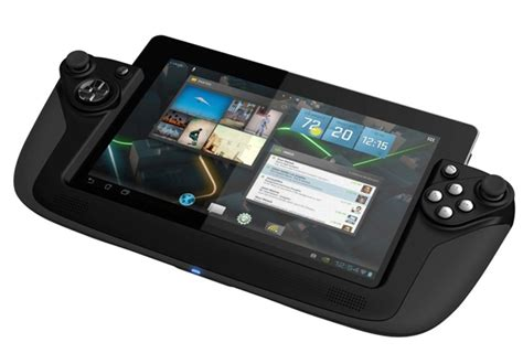 android gaming tablet android based gaming tab wikipad coming on oct 23 for 499 technology news