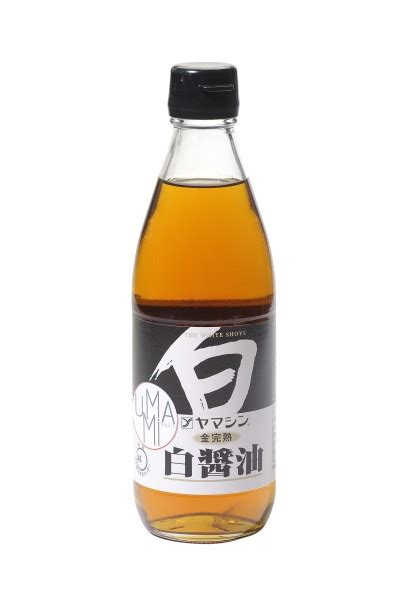 white soy sauce shiro shoyu  ml umami