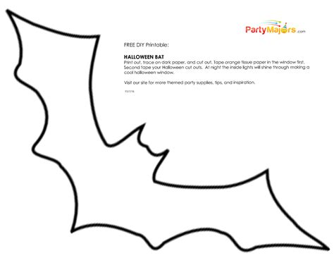 printable halloween pictures bats free printables party majors