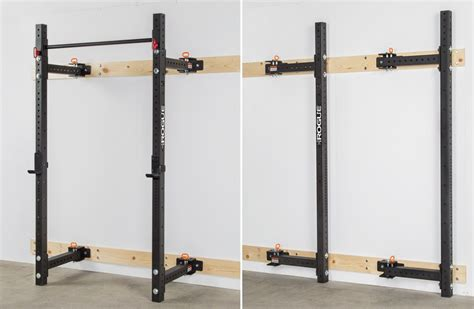 Rogue Squat Rack by Rogue Rml 3w Fold Back Wall Mount Rack Rogue Fitness