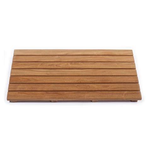 Teak Floor Mats by Teak Floor Mats For Your Shower Pool Or Steambath