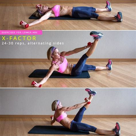 8 exercises to target your lower abs exercises health and lower workouts