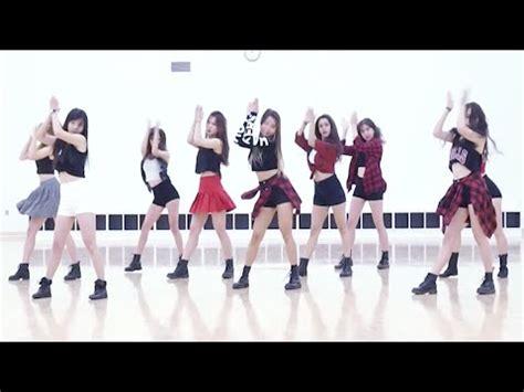 tutorial dance twice ooh ahh mn usa twice 트와이스 quot ooh ahh하게 like ooh ahh quot dance cover