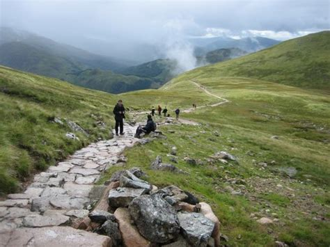 scotland has a bad day the best hikes in scotland