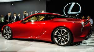 2017 lexus lc 500 release date price and specs roadshow