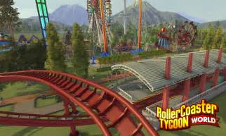 roller coaster world rollercoaster tycoon world now available for pre order on
