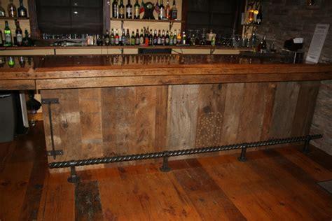 Barnwood Bar Top Barnwood Bar Barn Wood Furniture Rustic Furniture
