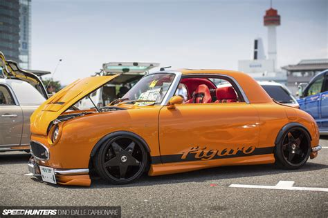 nissan figaro a nissan figaro that wants to be different speedhunters