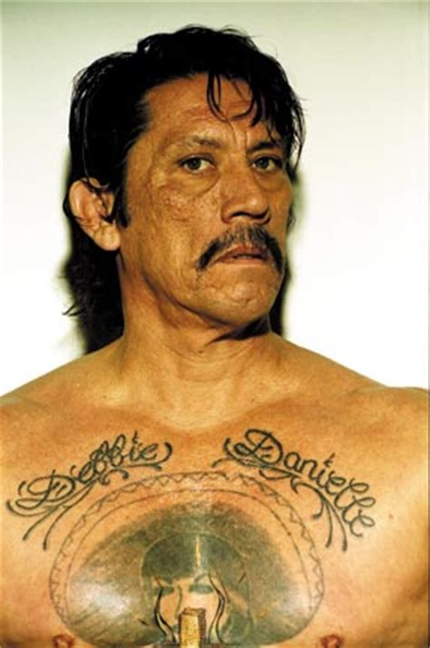 danny trejo chest tattoo this suuucks half past dead zombies ruin everything