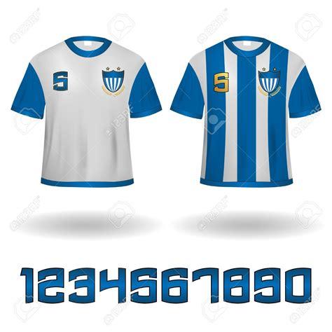 football jersey design vector football jerseys clipart 52