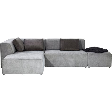 mit ottomane links ecksofa infinity ottomane links grau sofas couches