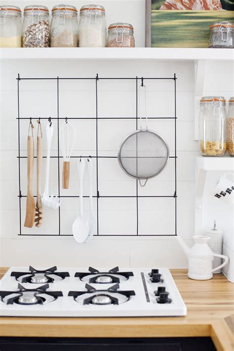 Kitchen Wire Rack by 48 Kitchen Storage Hacks And Solutions For Your Home