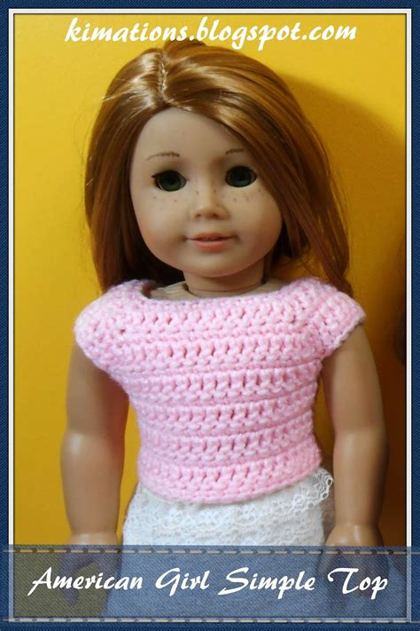 Kimations American Doll Clothes Templates