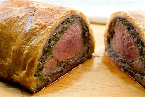 Beef wellington recipe chowhound