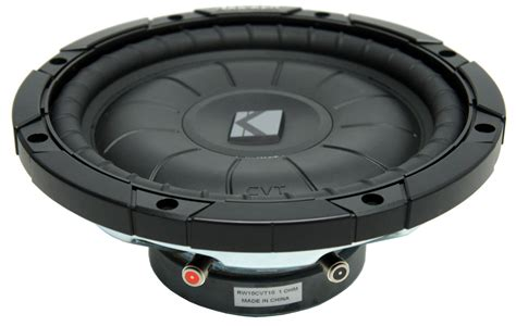kicker rwcvt car audio cvt    watts peak dual