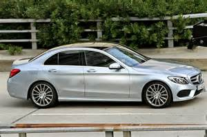 photos mercedes c class w205 sedan amg 2014 from