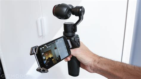 Dji Osmo Kamera dji osmo on a 4k for steady no skill required gizmodo australia