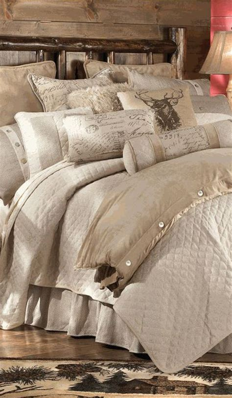 rustic bed linens 17 best ideas about rustic bedding sets on