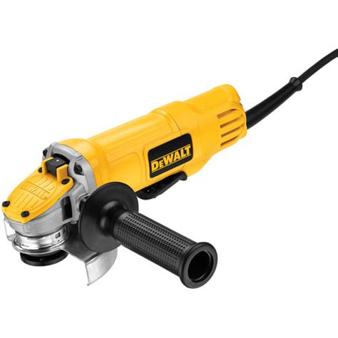 Dewalt Dwe4120n 4 1 2 In Paddle Switch Angle Grinder With