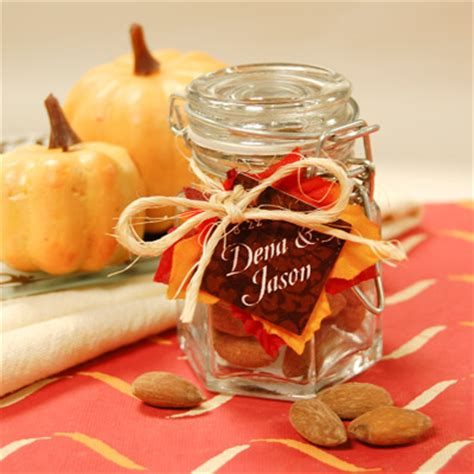 unique fall bridal shower favors fall baby shower favors with a welcoming autumn flair