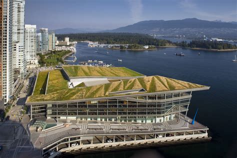 vancouver convention centre green roof flynn group of blamange living on the ceiling 171 ceiling systems