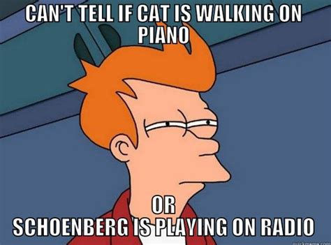 Futurama Fry Meme - fry from futurama classical music in internet memes