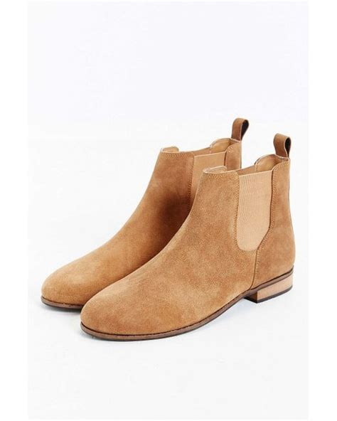outfitters mens boots outfitters uo suede chelsea boot in for