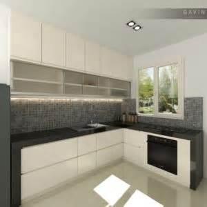 layout produksi furniture hasil kitchen set design untuk klien di sunter by gavin