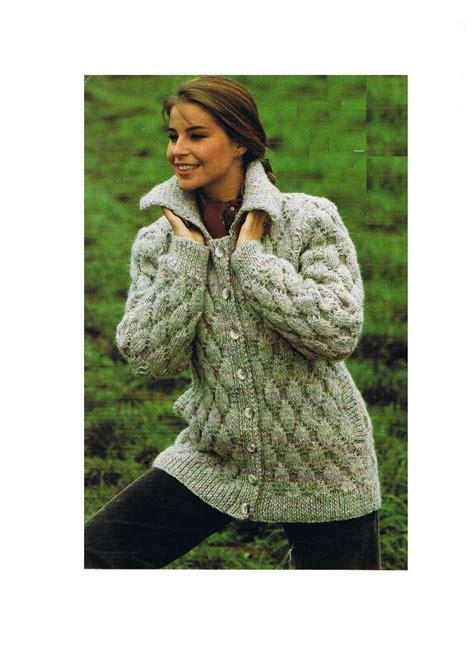 knitting pattern ladies cardigan ladies knitting pattern ladies chunky jacket cardigan coat