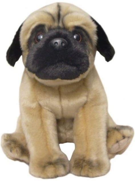 black pug soft uk corfe bears gt faithful friends gt pug fawn soft 30 5cm