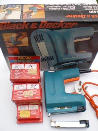 black decker dn 418 black decker dn418 electronic tacker for sale in