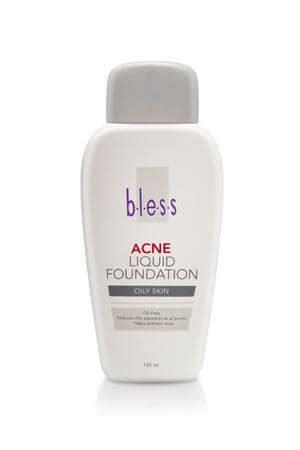 Bedak Bless Acne 10 Merk Foundation Untuk Kulit Berjerawat Yang Bagus