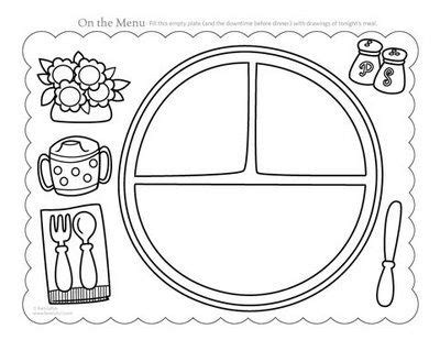 Christmas Placemats For Kids Your Kids Are Going To Love This Free Place Mat Printable Photo Placemat Template