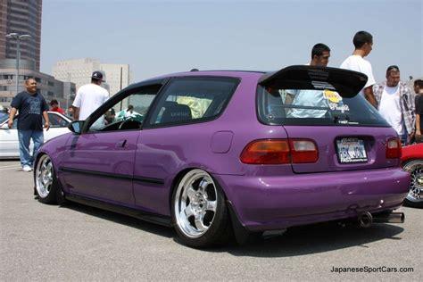 92 Honda Civic by Tuning Honda Civic 92 95