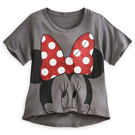 Blouse Minnie Mouse your wdw store disney shirt minnie mouse bow