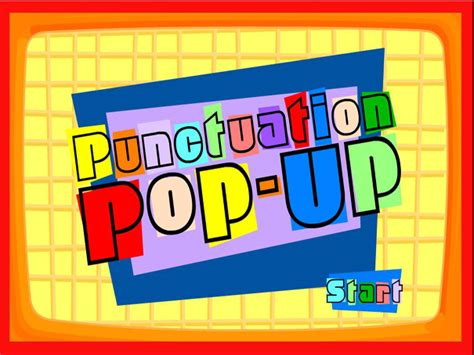 the perfect pop up punctuation punctuation pop up english guide org
