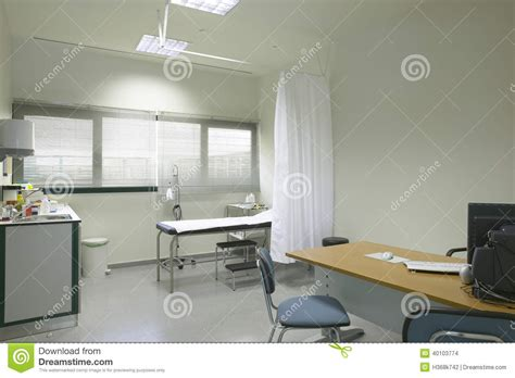 dr room doctor room interior with equipment and furniture stock photo image 40103774