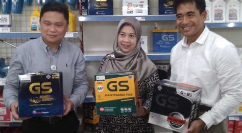 layanan gs astra solution center  beli aki tak tertipu