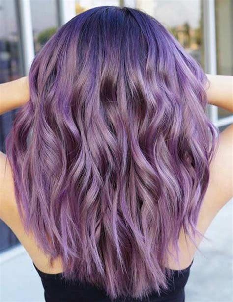 ombre purple hair ideas  pinterest purple