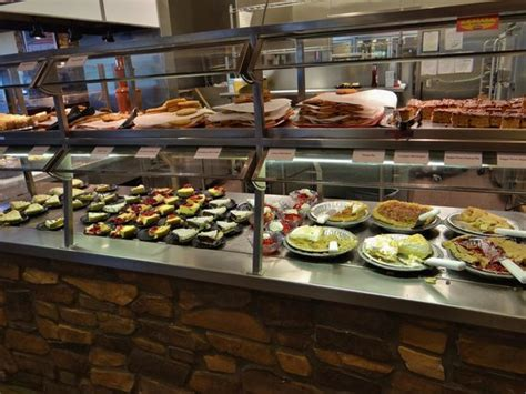 great dessert selection picture of wood grill buffet